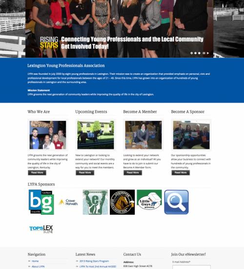 Lexington Young Professionals Association