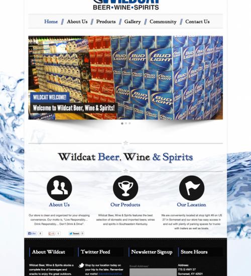 Wildcat Beer, Wine & Spirits