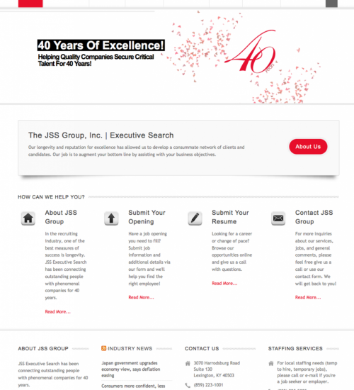 The JSS Group Executive Search