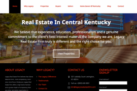 Legacy Real Estate Firm