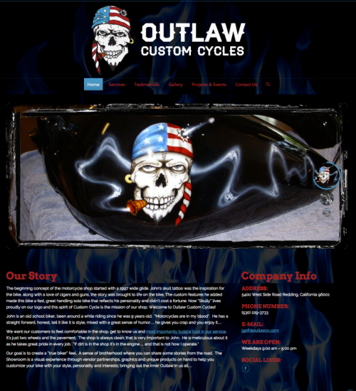Outlaw Custom Cycles