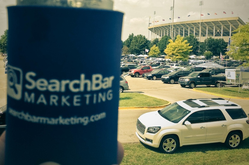 SearchBar Marketing Koozie Contest