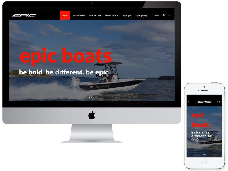 Epic Boats