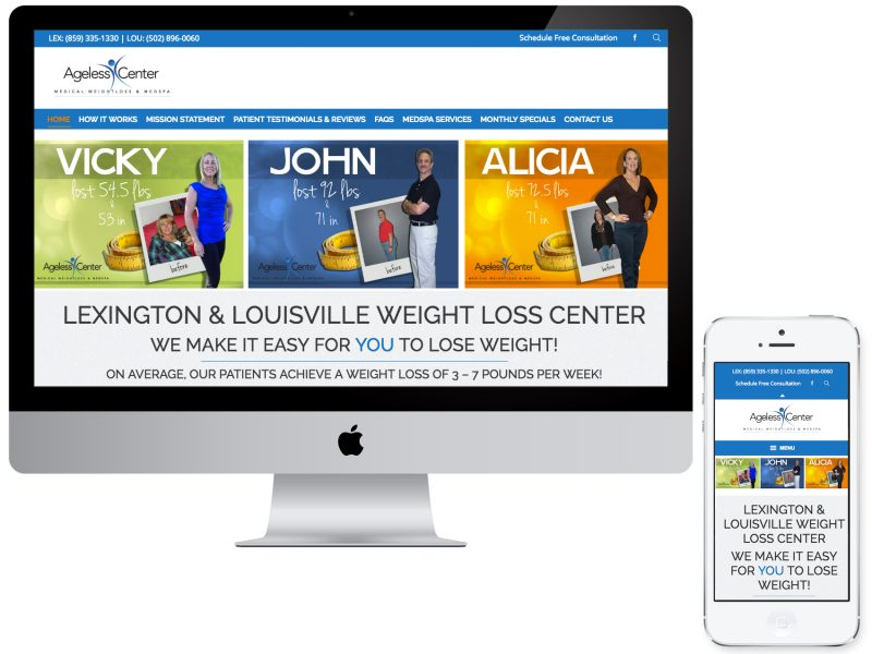 Ageless Center Medical Weight Loss & MedSpa Lexington KY
