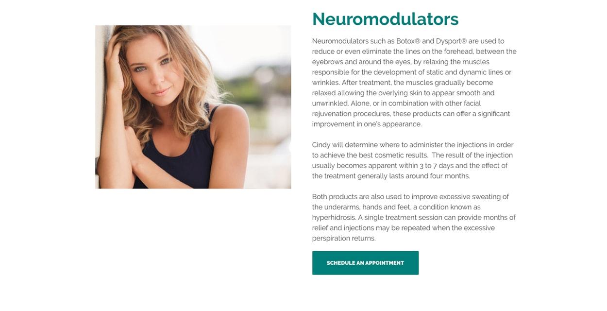 Aesthetic Artistry Neuromodulators Lexington KY